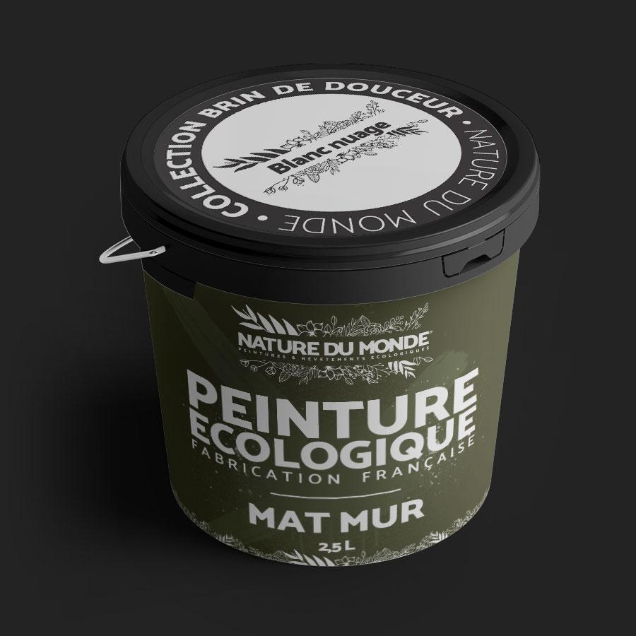 Pot de peinture Nature Du Monde - Mat mur